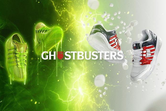 Ghostbusters x K-Swiss